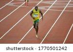 Usain Bolt Became The First...