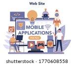 mobile app development online...