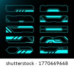 frame set technology future...   Shutterstock .eps vector #1770669668