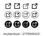 Set Of Link Icons. Link Vector...
