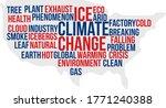 worlds cloud usa map shape ... | Shutterstock .eps vector #1771240388