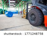 Forklift Wheel Lifts Chemical...