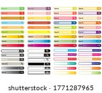 search box vector illustration  ...   Shutterstock .eps vector #1771287965