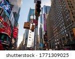 New York City  Ny  Usa   March...