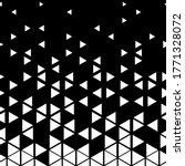 vector seamless white to black... | Shutterstock .eps vector #1771328072