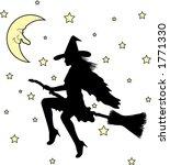 vector silhouette graphic... | Shutterstock .eps vector #1771330