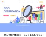 seo optimization flat landing...