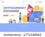 cryptocurrency exchange flat...