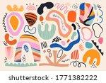big set of trendy design... | Shutterstock .eps vector #1771382222