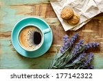 coffee | Shutterstock . vector #177142322