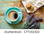 coffee | Shutterstock . vector #177142322