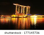 Singapore   March 08  Marina...