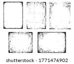 grunge black and white urban... | Shutterstock .eps vector #1771476902
