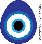 turkish evil eye symbol   the...   Shutterstock .eps vector #1771557302