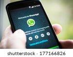 hilversum  netherlands  ... | Shutterstock . vector #177166826