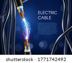 Electric Cable With Copper Wir...