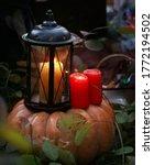 Halloween Autumn Composition....