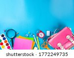 back to school  education... | Shutterstock . vector #1772249735