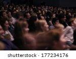 moscow  russia   october 31 ... | Shutterstock . vector #177234176