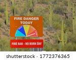 Extreme Fire Danger  Fire Ban...