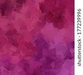 Violet Cubes Background Scraps...