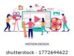 creative professionals team... | Shutterstock .eps vector #1772644622