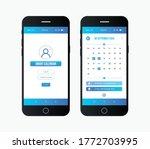 smart calendar apps ui ux...