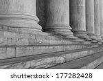 pillars | Shutterstock . vector #177282428