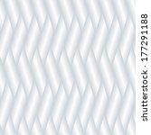 modern geometric 3d background... | Shutterstock . vector #177291188