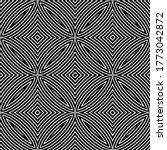 Geometric Lines Seamless...