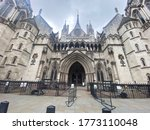 The Royal Courts Of Justice In...