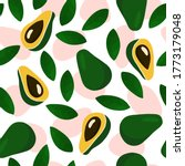 beautiful seamless pattern with ...   Shutterstock .eps vector #1773179048