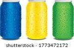 dark blue  yellow and light... | Shutterstock .eps vector #1773472172