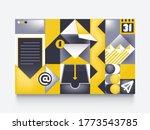 email app. mailing envelope...