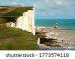 Beachy Head Lighthouse. United...