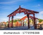 Trondheim   Famous Bridge ...