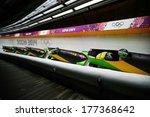 sochi  russia   february 16 ... | Shutterstock . vector #177368642
