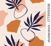 abstract aesthetic seamless... | Shutterstock .eps vector #1773950108