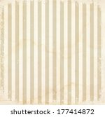 vintage background. includes... | Shutterstock .eps vector #177414872