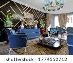 Luxurious Luxury Living Room...