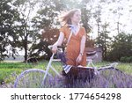 Provence   Girl With A Retro...