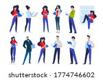 vector illustrations of people... | Shutterstock .eps vector #1774746602