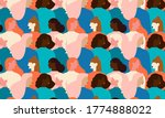 international womens day.... | Shutterstock .eps vector #1774888022