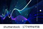 statistics big data  analytical ... | Shutterstock . vector #1774996958