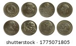 Set Of Old Coins 20 Mark  From...