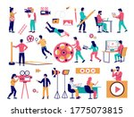 motion graphic specialists... | Shutterstock .eps vector #1775073815