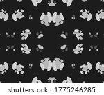 seamless leopard texture.... | Shutterstock . vector #1775246285