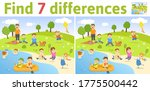 find the differences in two... | Shutterstock .eps vector #1775500442