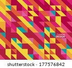 creative design background | Shutterstock .eps vector #177576842