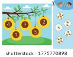 education logic game for... | Shutterstock .eps vector #1775770898